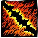 Bandana flaming.