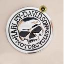 Emblème skull HD