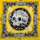 Bandana roses ans skull