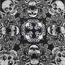 Bandana crazy skulls